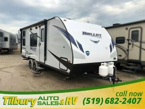 2018 KEYSTONE BULLET BH 2200 TRAVEL-TRAILER
