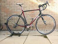 Ridley Orion Carbon Fibre Road Bike