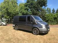 55 plate transit sport rep 11 month mot mk7 front end