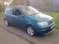 FIAT PUNTO ACTIVE 1.2 ,2005,ONLY 88000 MILES,MOT JULY 2018,£695!