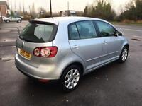 VW Golf Plus 2.0 TDI 2005, 140 BHP GT Mode