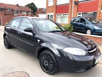 Chevrolet Lacetti 1.4 SE 5dr£699 owned from new 2009 (59 reg), Hatchback