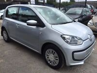 Volkswagen UP! 1.0 Move Up ASG 5dr£5,495 p/x welcome FREE 1YEAR WARRANTY, HPI CLEAR
