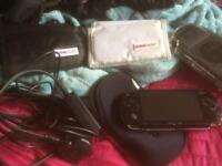 Black PSP bundle