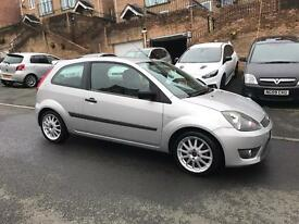 Ford Fiesta ZETEC S, 2006, 1 owner car, 47000 miles, £2495