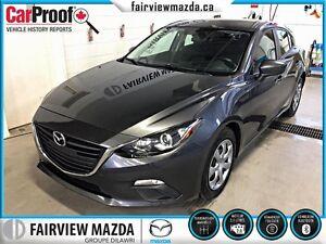 2014 Mazda MAZDA3 SPORT GX-SKY A/C 6MT