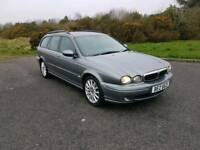 2005 Jaguar X Type Sport Estate Diesel - may px