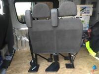 Seat for van