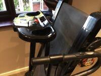 Folding treadmill motorised , running machine
