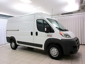 2016 Ram Promaster Cargo Van HIGH ROOF CARGO - Lease from $469+