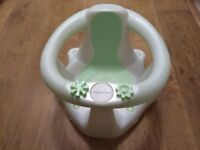 Mamas & Papas Acqua Baby Bath Seat * Boxed * Excellent Condition * From a clean smoke free home *