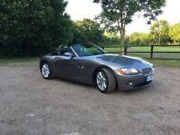 BMW Z4 3.0i se roadster / new mot
