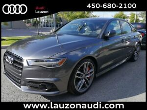2018 Audi S6 DRIVER ASSIST, BOSE, LED headlight