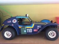 Vintage rc car tamiya holiday buggy