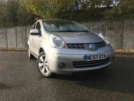 NISSAN NOTE 1.6 AUTOMATIC PETROL