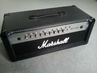 Marshall MG100HCFX Carbon 100W amp head