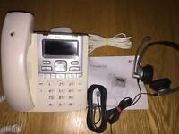 BT Paragon 550 Feature Telephone with Answering Machine