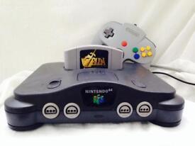 N64 & Zelda