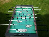 Bar Football Table