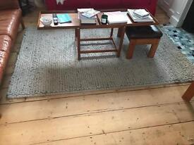RAFT Boucle Rug (moving sale!)