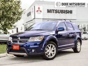 2017 Dodge Journey GT | LEATHER | AWD | 7 PASS | PARK ASSIST