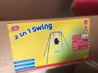 Chad valley 2 in 1 swing
