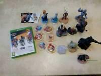 Disney infinity game xbox one bundle