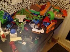 Thomas the tank engine toys