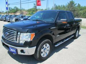 """2011 Ford F-150 4WD SuperCrew 145"""" X"""