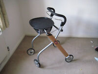 Mobility Walker..'TRUST' Good condition. Has tray & bag beneath