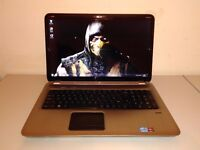 "GAMING HP 17,3"" - INTEL CORE i7 - WIN 7 - BEATS AUDIO - 8 GB RAM - 1TB - DUAL GPU"