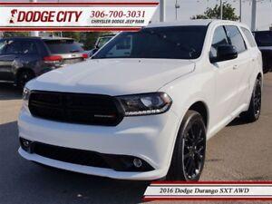 2016 Dodge Durango SXT | AWD | PST PAID - Power Seats, Uconnect