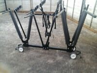New Towbar Bike Carriers (supplied by EX TOWBAR business 25yrs)