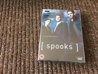 BBC Spooks DVD box set