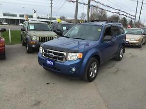 2009 Ford Escape XLT 4WD V6 - Certified!