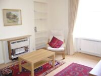 1 bedroom fully furnished 1st floor flat to rent on William Street, Edinburgh