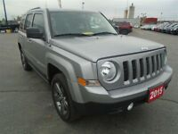 2015 Jeep Patriot High Altitude 4X4 - LEATHER + SUNROOF