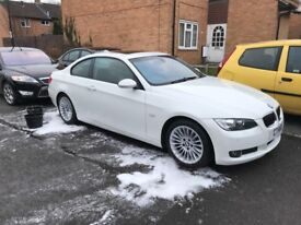 Very reluctant sale of my BMW 325i coupe