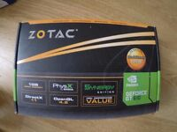 Zotac GeForce GT 610 Synergy Edition Graphics Card 1GB