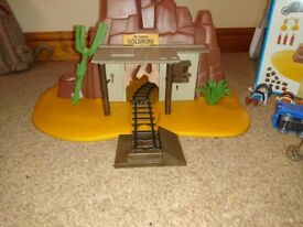 Playmobil Western Gold Mine