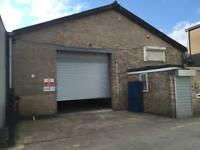 Industrial unit / Garage / storage compound to rent in Newport