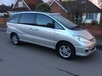 2006 Toyota Previa 2.0D4D T-spirit Great Condition Damaged