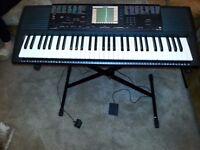 Yamaha PSR330 Midi Keyboard