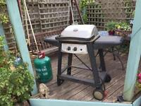Gas BBQ full working order - Almost full Gas Canister 16Kg