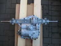 CASTEL GARDEN RIDE ON MOWER / GARDEN TRACTOR GEARBOX (NEW).