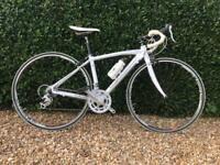 Raleigh Revenio c1 Capri Ladies race bike