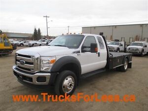 2014 ford F-550 XLT 4X4, 11 Ft DECK!!!