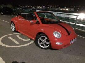 Volkswagen Beetle convertible REDUCED!!