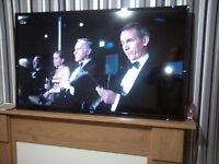 "Bush 40"" smart tv in the box as new"