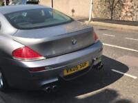 BMW M6 MSPORTS 500 BHP FULL HISTORY FULL MOT PX WLCM
